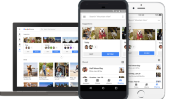 구글 I/O 2017에서 소개 된 구글 포토의 새로운 3가지 기능