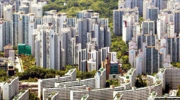 한국 부동산 시장을 지배하는 요소, 공급