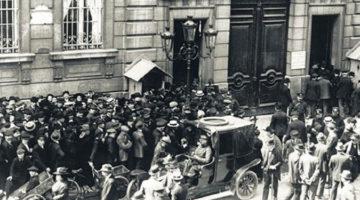 """1890년 첫 메이데이: """"만국의 노동자여, 단결하라!"""""""