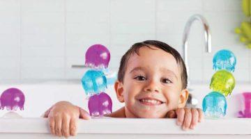 아이들과 함께 목욕놀이하기 좋은 장난감, 두 번째