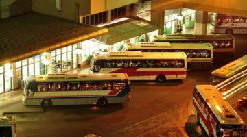 한국 고속버스 회사는 왜 다 거기서 거기일까