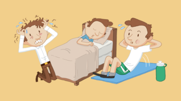당신의 운동, 또 다른 스트레스는 아닌가요?
