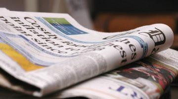 매일 아침 출근길에 종이 신문을 읽는 이유