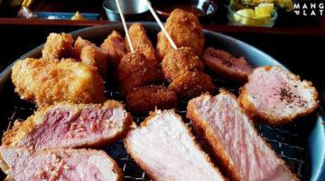 숙성 돼지부터 온천 달걀까지! 고품격 튀김 요리 맛집 8곳