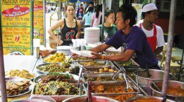세계 최고의 길거리 음식 10곳
