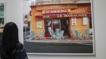 레이몽 드파르동의 프랑스 거리 사진전