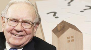 워런 버핏이 부동산 회사에 투자하는 이유는?