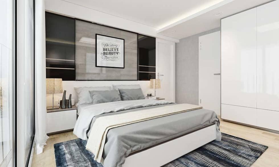 thiết kế kiến trúc CEEB의 침실