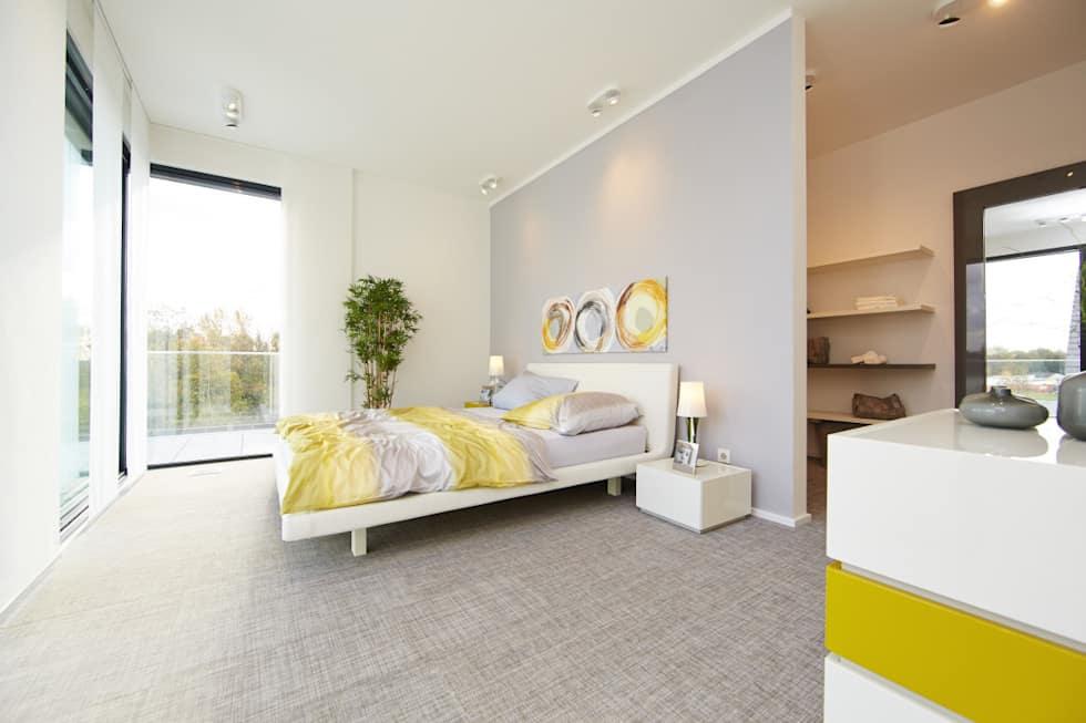 OKAL Haus GmbH의 침실