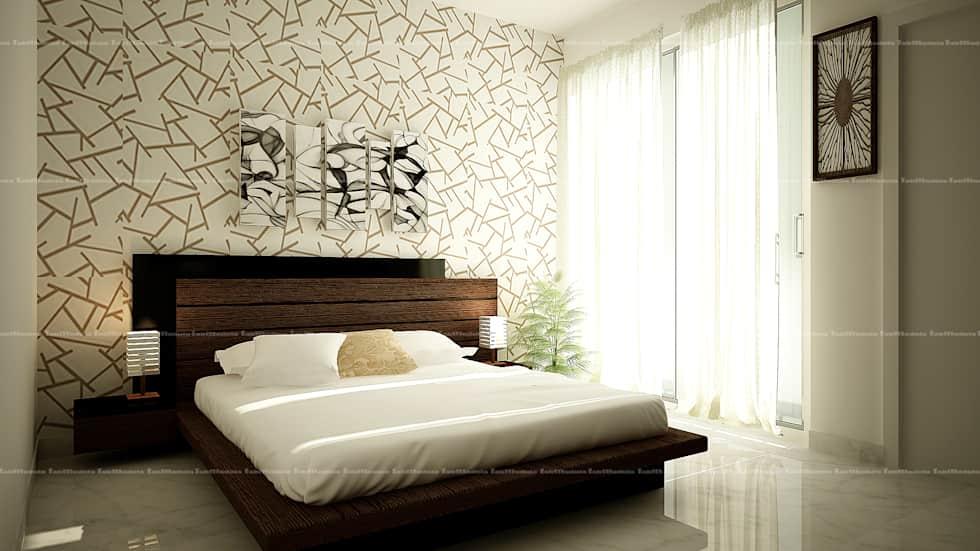 Fabmodula의 침실