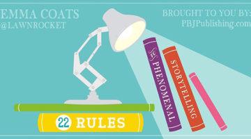 픽사가 이야기하는 스토리텔링의 22가지 법칙