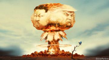 이코노미스트가 예측하는 한국 핵전쟁과 그 종말
