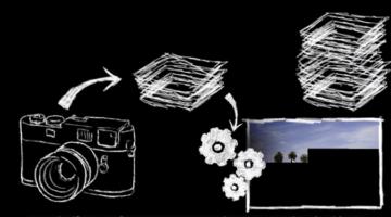 인공지능이 스마트폰에서 사진 후보정을 자동으로 해주는 기술이 나왔다