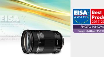 EISA가 선정한 2017~2018 올해의 렌즈들