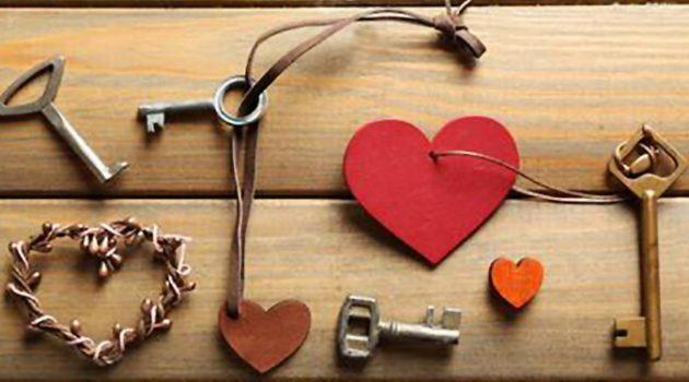 사람의 마음을 움직이는 네 가지 열쇠
