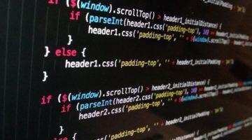 코딩의 함정
