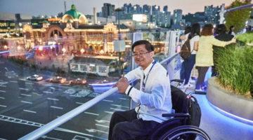휠체어도 OK! 서울시, 무장애 관광도시 만든다