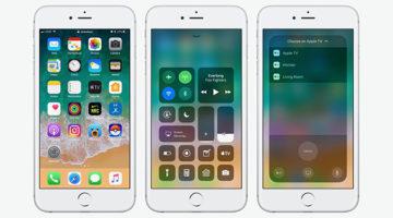 iOS 11 팁 & 트릭