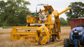 자율 로봇이 경작하는 무인 농장