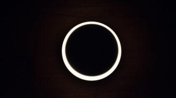 어두운 방의 등대, 샤오미 광센서 야간 센서등