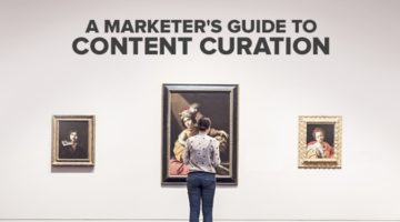 콘텐츠 큐레이션을 위한 마케팅 가이드