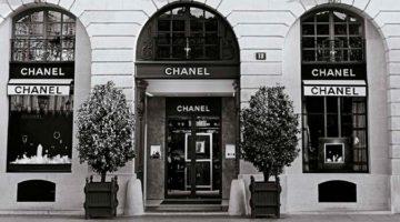 이니셜이 심볼이 된 패션 브랜드