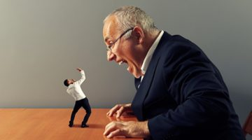 회사를 떠나는 것이 아니다, 상사를 떠나는 것이다