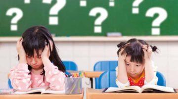 아이를 절대 학교에 일찍 보내면 안 되는 이유