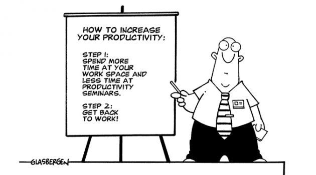 효율적으로 일하는 기술: 작은 일 줄이기