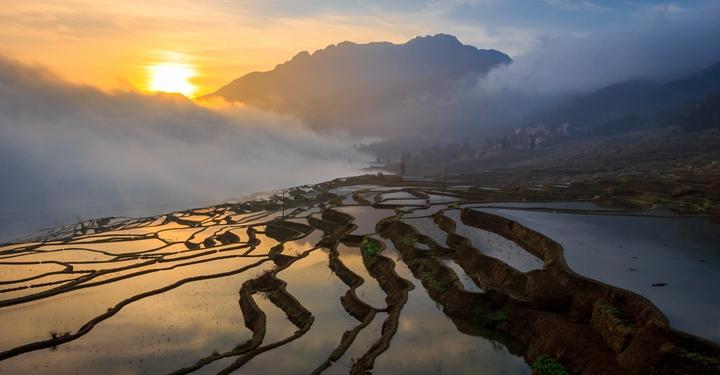 중국에서 가장 아름다운 작은 마을 14곳