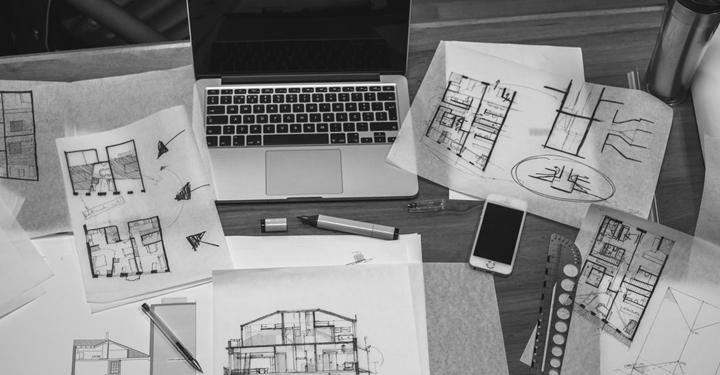 웹 스토리보드 작업 전 프리핸드 스케치의 필요성