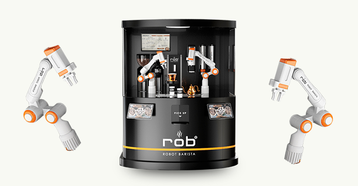 '로봇 바리스타'가 내려주는 핸드드립 커피의 맛은?