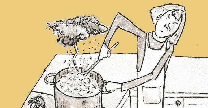 음식과 관련된 재미있는 영어 표현 모음