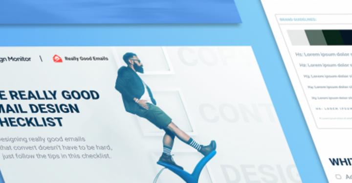 좋은 이메일 디자인을 위한 가이드와 체크리스트
