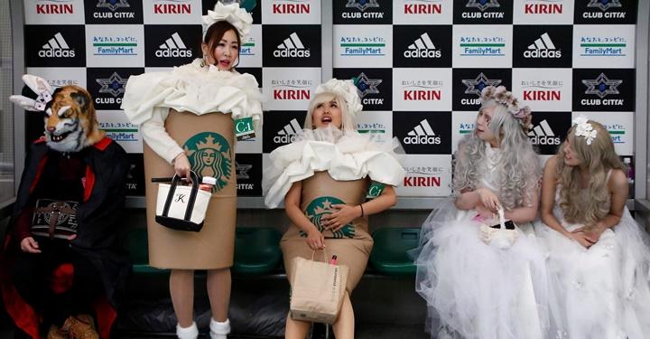 시장 매출 10억 달러에 이르는 일본의 할로윈 축제