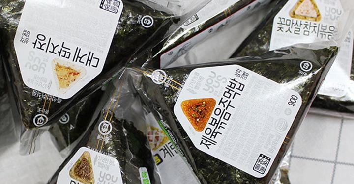 삼각김밥의 모든 것! GS 삼각김밥 10종 후기
