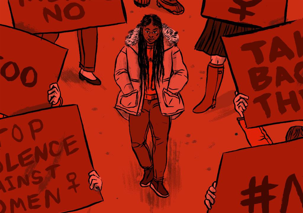 흑인 여성들이 #MeToo 운동에 참여하기 어려운 이유