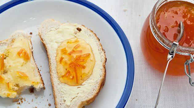 여왕과 마멀레이드: 협상과 껍질과 아침 식사 이야기