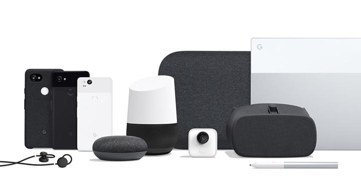 인공지능을 품은 구글의 하드웨어 6종