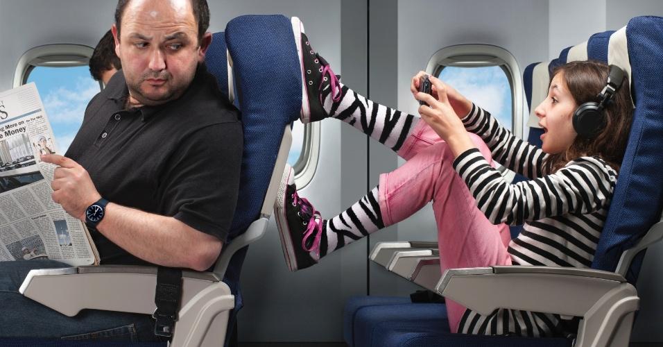 비행기 같이 타면 짜증 나는 최악의 민폐 승객은?