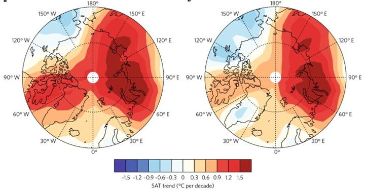 지구 온난화 정체기는 잃어버린 데이터 때문?