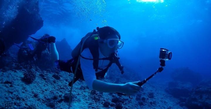 사이판 다이빙 여행:  그루토 스쿠버다이빙 후기