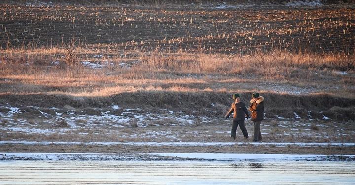 북한 주민들을 좀먹는 기생충