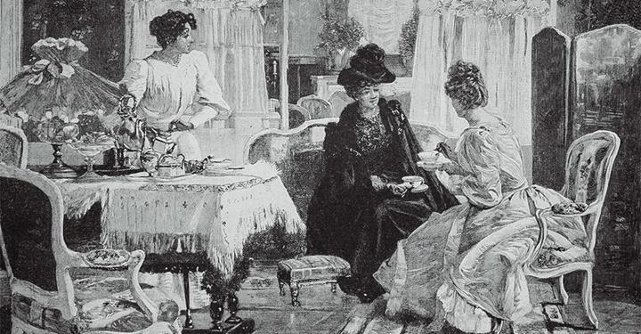 역사상 최대의 부부싸움은 '커피'에서 시작했다