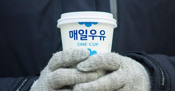 7번 플랫폼 자판기 우유의 비밀