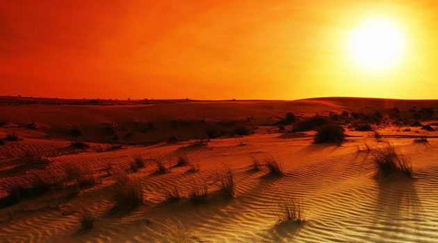 2억 5,000만 년 전의 뜨거운 세상