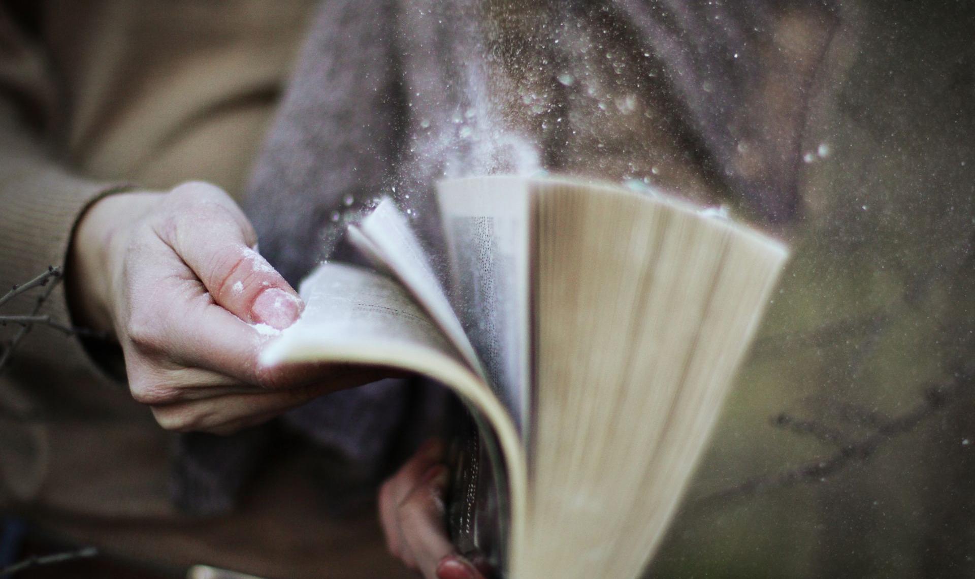 다 읽은 책을 남한테 주는 이유