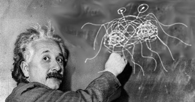 아인슈타인의 특이한 습관 5가지
