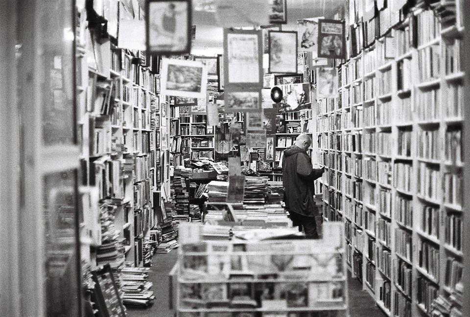 어떻게 하면 책을 안 살 수 있을까?
