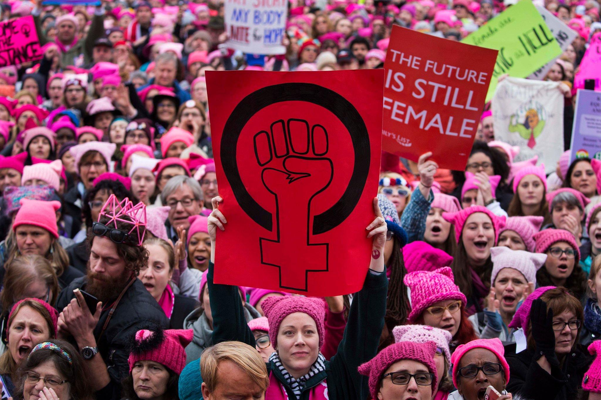 여성들이 말하는 여성운동의 다음 단계는?